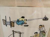 Lovely Quality 19th Century Chinese Watercolour (3 of 5)