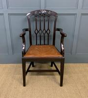 Set of 8 Mahogany Chippendale Style Dining Chairs (5 of 13)