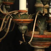 Florentine 18 Light Polychrome Chandelier (5 of 10)