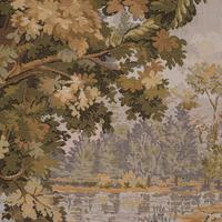 Large Antique Panoramic Tapestry, French, Needlepoint, Decorative Panel c.1910 (9 of 12)