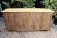 Big! Old 2m Pine Dresser Base / Sideboard / Cupboard / TV Stand - We Deliver! (13 of 13)