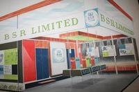 BSR Exhibition Stand Drawings - 1963 (6 of 12)