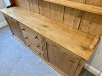 Large Antique Pine Dresser (2 of 16)
