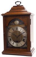 Fine Vintage Caddy Top Mantel Clock Dual Musical Bracket Clock by Elliott (2 of 13)