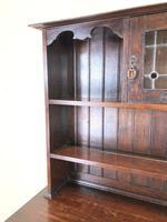 Early 20th Century Oak Dresser (3 of 9)