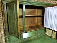 Carved Oak French Buffet (6 of 14)