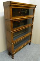 oak Hillhead stacking bookcase / sectional bookcase (3 of 6)