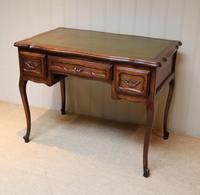 French Oak Writing Desk (6 of 8)