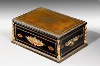 Mid 19th Century French Ebonized Box (3 of 7)