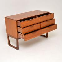 1960's Vintage Mahogany Sideboard / Chest of Drawers (3 of 10)