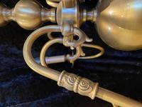 Six Light Dutch Pendant Chandelier (4 of 7)