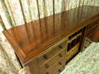 Set of Mahogany Drawers - 10 Large, 6 Small, 6 Small Trays (5 of 10)