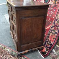 Late 17th Century Oak & Elm Chest of Drawers (3 of 6)