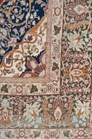 Antique Tabriz roomsize carpet 397x302cm (2 of 8)