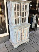 Lovely Small Stressed Pine Dresser (9 of 10)