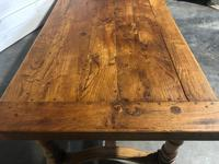 Wonderful Long French Farmhouse Dining Table (10 of 28)