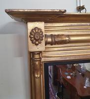 Fine Regency Period Gilt Pier Mirror (3 of 5)