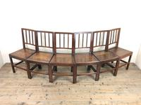 Set of Six 19th Century Welsh Oak Farmhouse Chairs (13 of 14)