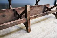Pair of Pine Benches (5 of 8)
