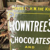 Rowntree's Advertising Sign c.1910 (2 of 7)