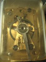 Unique and Scarce 1940's French Platform Escapement Office Wall Clock. (5 of 5)