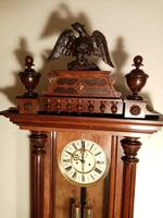 Gustav Becker Vienna Wall Clock (3 of 7)