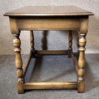 Ipswich Oak Rectangular Shaped Coffee Table (7 of 9)