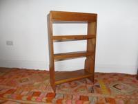 Cotswold School Oak Bookshelf (5 of 9)