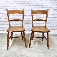 Set of 6 Barback Windsor Kitchen Chairs (7 of 7)