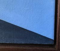 Original Oil on Board 'abstract' by John Firth 1921-1998. Initialled and Dated 65 (2 of 2)