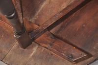 17th Century Oak Cricket Table (3 of 7)