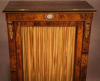 Victorian Walnut Pier Cabinet (4 of 5)