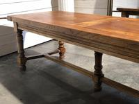 Wonderful Long French Farmhouse Dining Table (5 of 28)