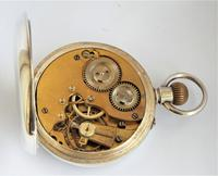 Antique Swiss Silver Pocket Watch 1900 (5 of 5)