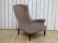 Antique Napoleon III Armchair for re-upholstery (3 of 8)