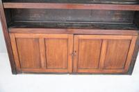 Large Antique Mahogany Dresser (11 of 12)