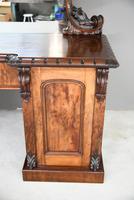Victorian Mahogany Twin Pedestal Sideboard (7 of 12)