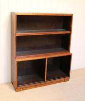 Minty Art Deco Open Bookcase (2 of 10)