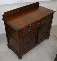 1920's Sideboard / Cupboard with Drawers (2 of 4)