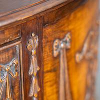 Neo Classical Demi Lune Sideboard (8 of 13)