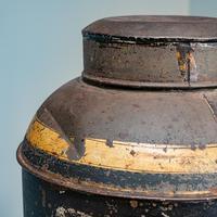 19th Century Tea Tin (8 of 12)