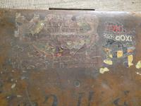 English Leather Steamer Trunk (4 of 12)