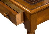 Early Victorian Mahogany Writing Table (7 of 9)