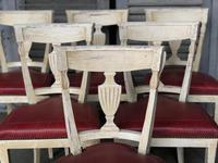 Set of 8 French Directoire Dining Chairs (12 of 16)