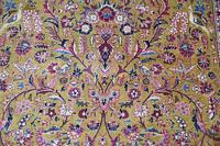 Kashan Rug Early 20th Century (10 of 12)