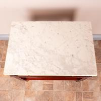 Pair of French Marble Topped Tables (5 of 14)