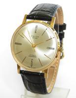 Gents 1950s Poljot De Luxe Wrist Watch