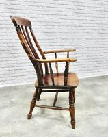 Large Windsor Lathback Armchair (6 of 6)