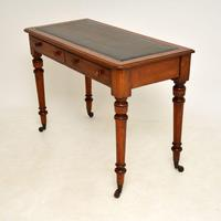 Antique Victorian Mahogany  Writing Table / Desk (9 of 9)