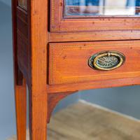 Mahogany Display Cabinet (5 of 6)